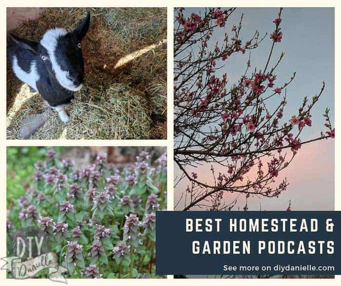 podcasts garden homestead permaculture  of
