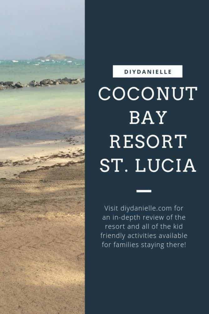 A review of Coconut Bay in St. Lucia. This family friendly resort is perfect for kids and adults. Learn about the food, flights, and more.