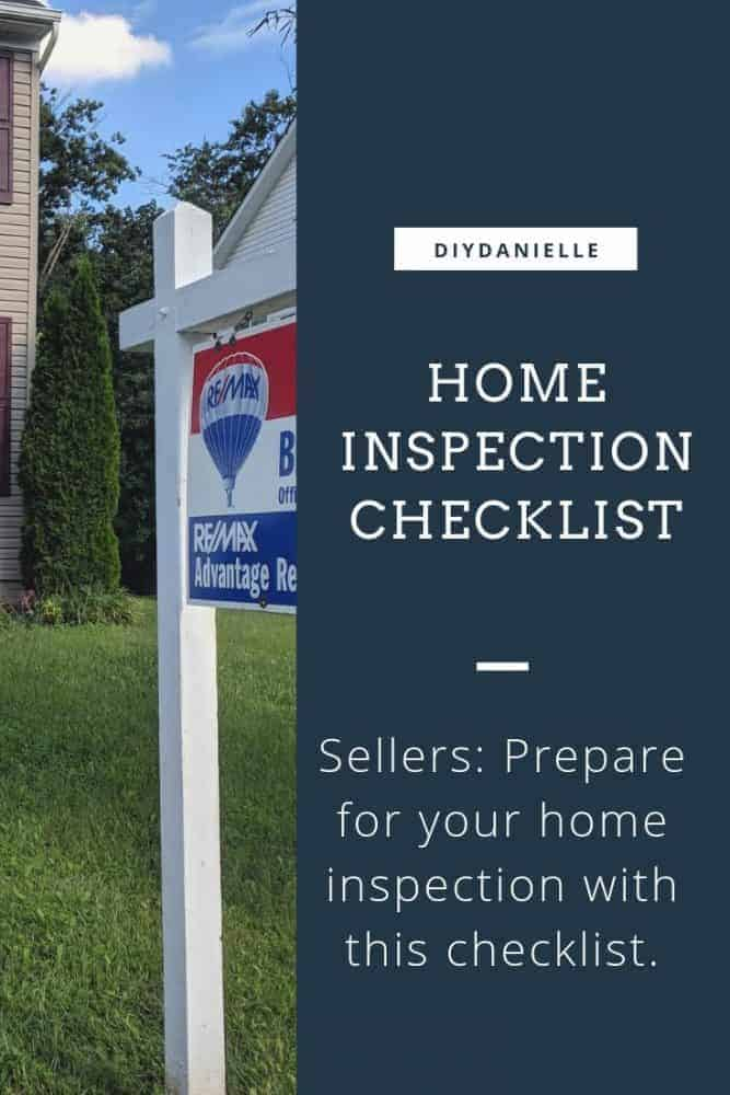 Selling your home? Get the home inspection checklist to prepare for your upcoming inspection.