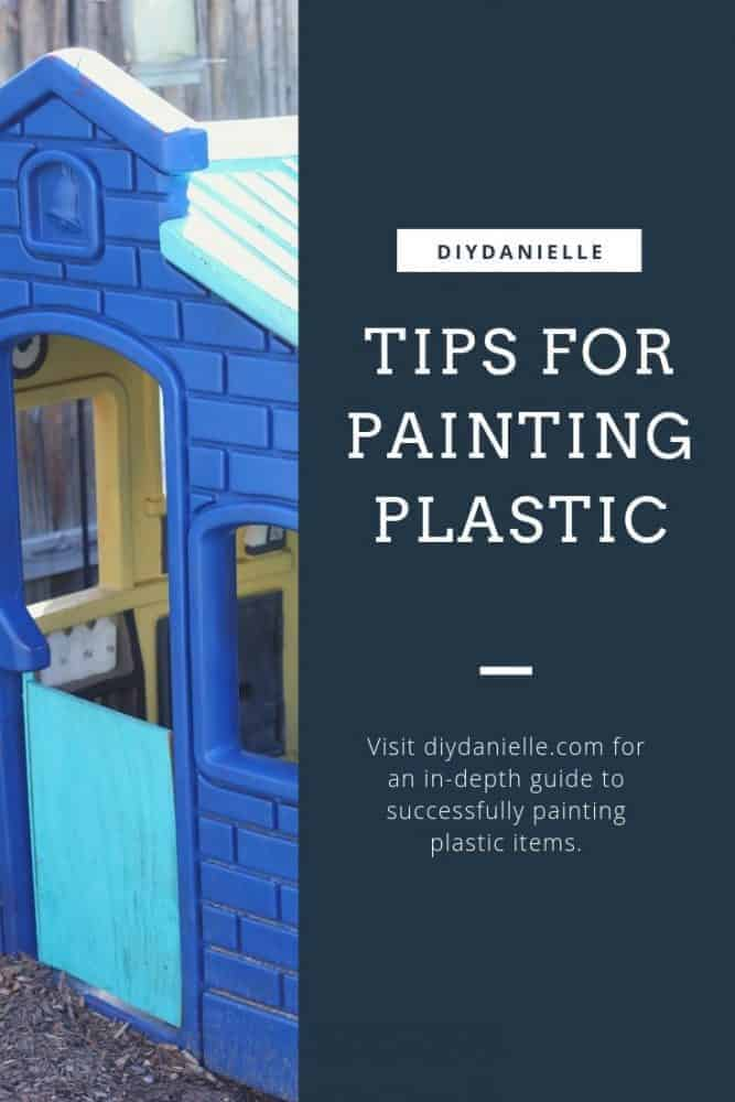 Tips for painting plastic: Learn what colors, what paints, and what storage methods work best for painting plastic toys.
