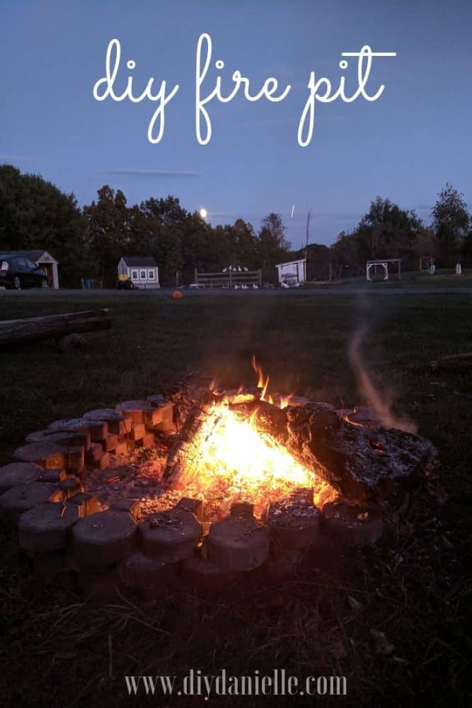 How to make your own fire pit for FREE or under $100.