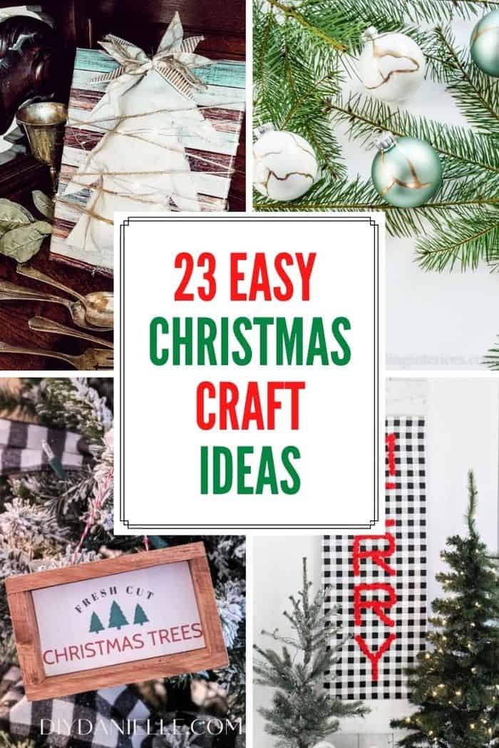 23 Christmas crafts to DIY