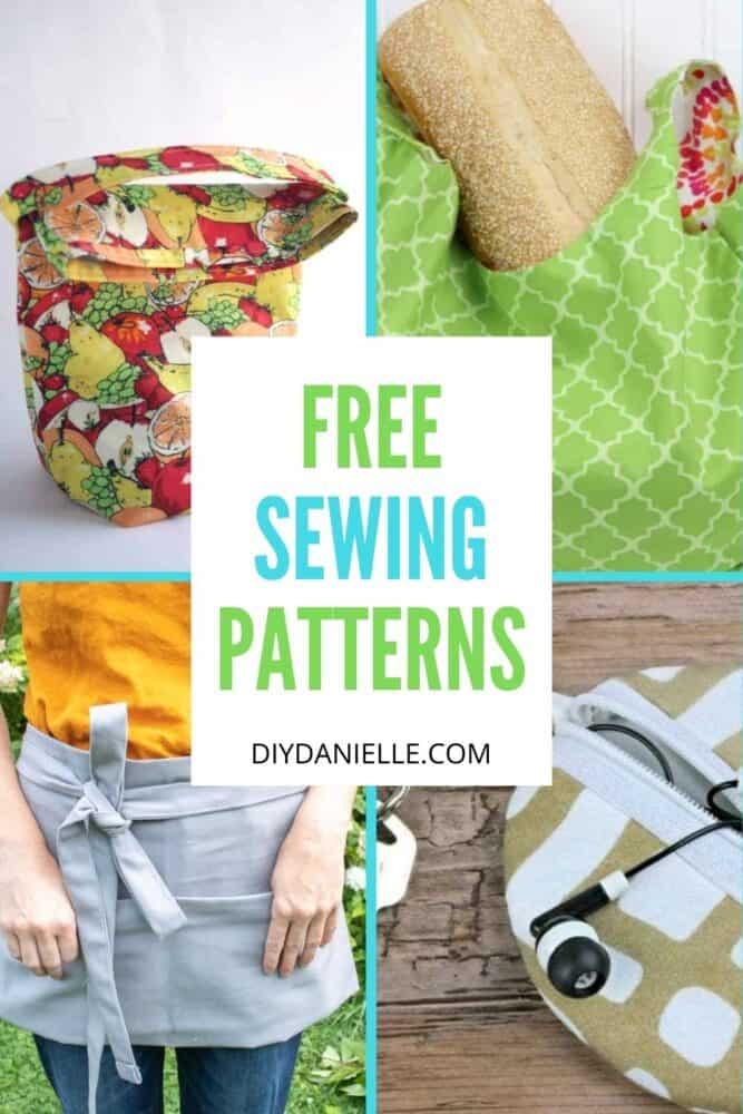 free pdf sewing patterns