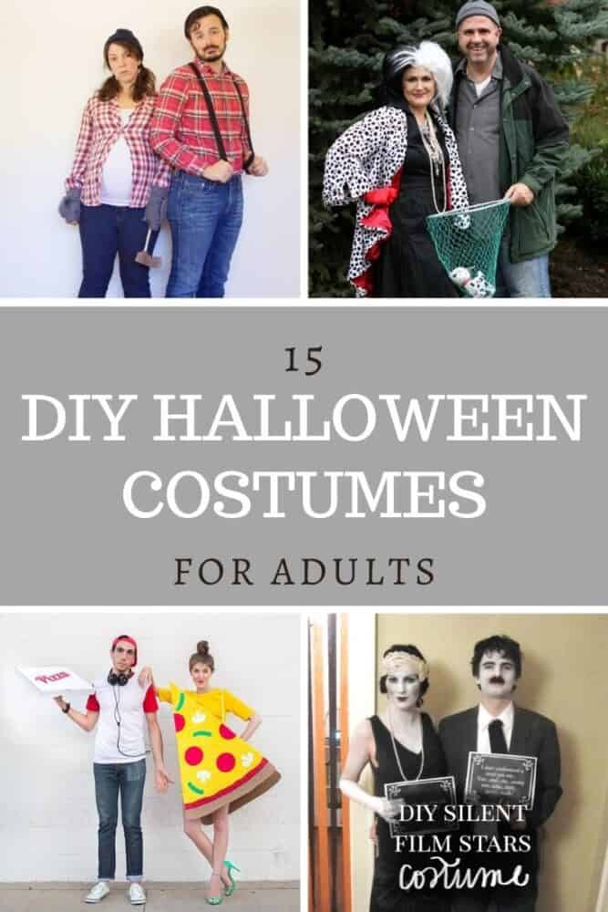 halloween costumes for adults to coordinating with their significant other or spouse.