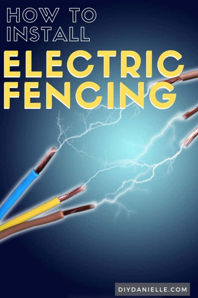 How to install electric fencing for your farm animals. An electric fence can be an affordable and easy way to contain goats, sheep, horses, and more.