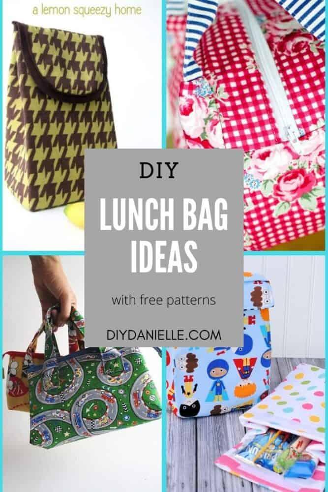 diy lunch bag ideas
