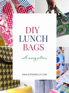 diy lunch bags ideas