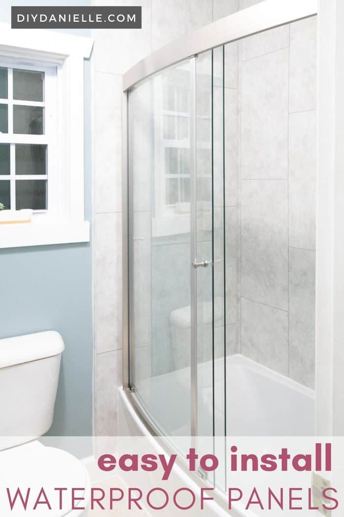 How to Install Dumawall Shower Panels