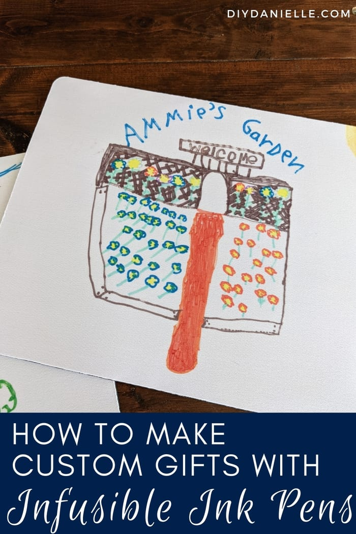How to Transfer Your Child's Art into Gifts with a Cricut